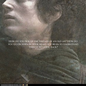 Frodo's Wise Words