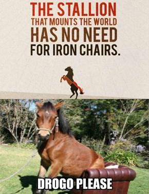 Checkmate, Drogo
