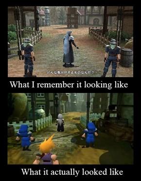 Nostalgia Makes Everything Look Better