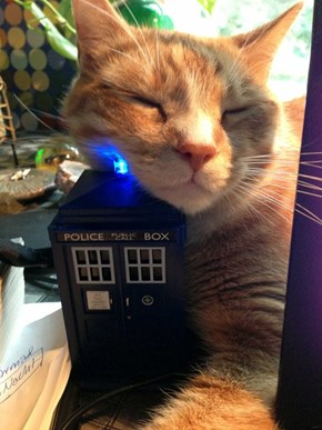 I lurvs you Doctor Who. Whom. Whomever.