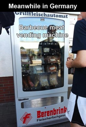 Germany Has the Best Vending Machines