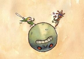 Battle on the Moon