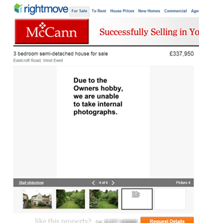 One of the Weirdest 'For Sale' Adds Imaginable