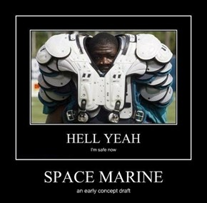 Sweet Space Marine, Bro