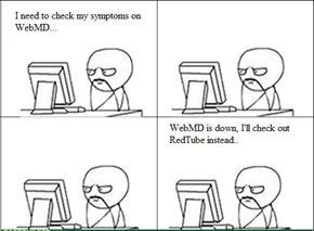 Blah Blah Blah...WebMD...Blah Blah Blah