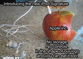The new iPod Signature