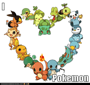 I  Pokemon