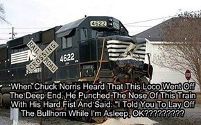 Chuck Norris Fist Of Fury Takes A Drastic Turn For Madness