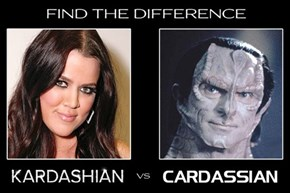 Keeping Up with the Cardassians