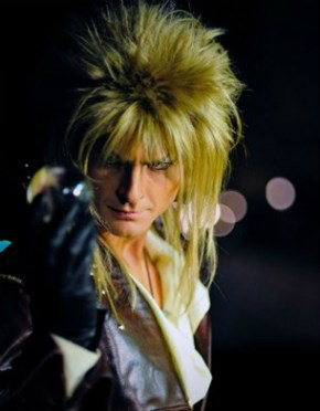 "Jareth, The Goblin King; ""Labyrinth"""