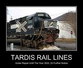 TARDIS RAIL LINES