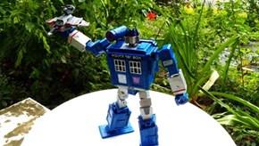 DIY TARDIS Transformer