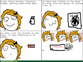 Dryer Rage