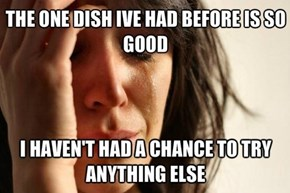 This Happens Every Time You Go to the Same Restaurant