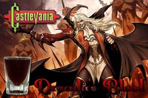 Video Game Shots: Dracula's Blood