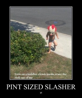 PINT SIZED SLASHER