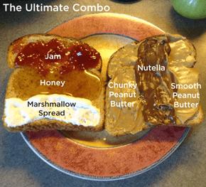 Diabetes Recipe: The 9 Way PBJHMN