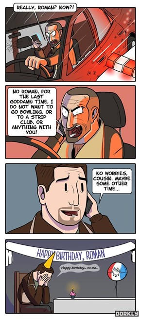 Grand Theft Annoyance