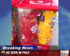 Breaking News - AS SEEN IN POLO