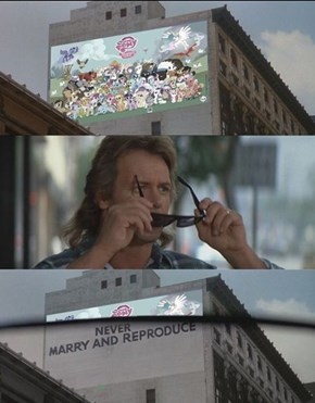 they live predicts the future