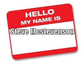 Steve Mcstevenson