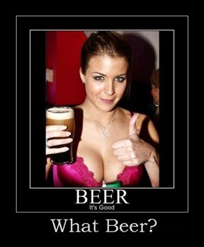 What Beer?