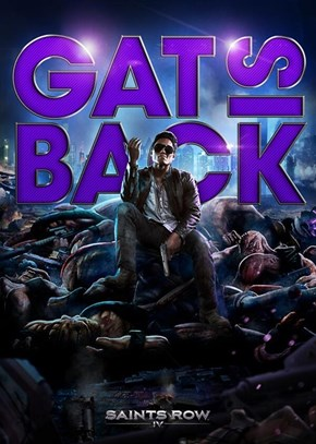 Johnny Gat is Back in Saints Row IV