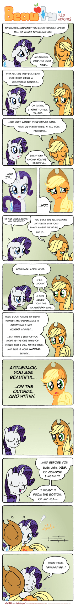Applejack's Beauty