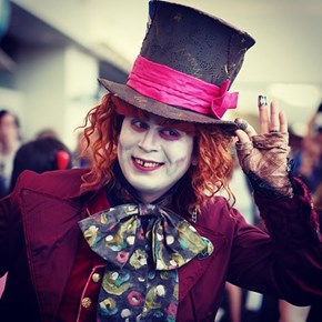 Mad About This Hatter