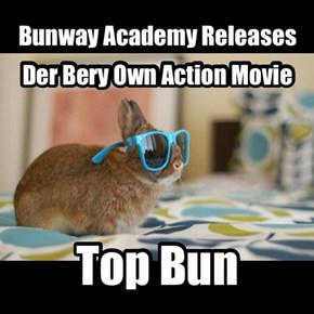 A Little Bit Like That Other Movie Except With More Carrots And Nose Boops And Cuter Crashes Instead