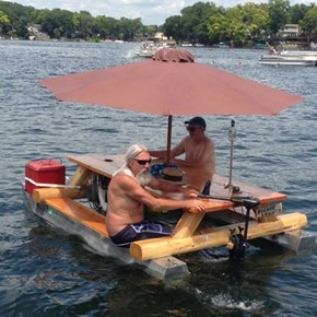 Redneck Ingenuity at its Finest