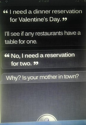 Siri, I Swear...