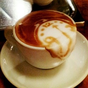Guest Coffee Made by Dali