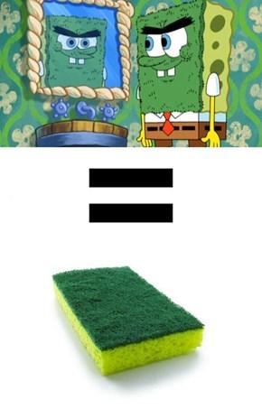 Spongebob Scrubface
