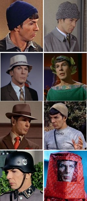 Guide to Spock's Stupid Hats