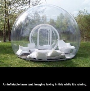 Camping Would Never Be the Same