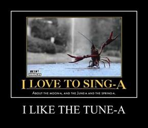 I LIKE THE TUNE-A