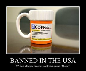 BANNED IN THE USA