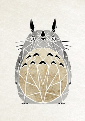 Totoro Goes With Everything