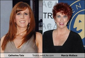 Catherine Tate Totally Looks Like Marcia Wallace