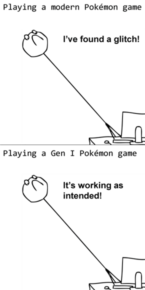 Playthroughs can be different in each generation