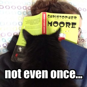 do you ever fall asleep while reading?