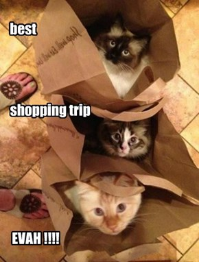 best shopping trip EVAH !!!!