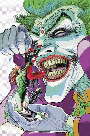 Gotham City Sirens by Guillem March