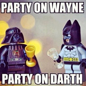 Wayne's World! Party Time!