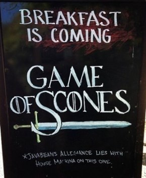 My Local Cafe is Awesome!