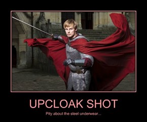 UPCLOAK SHOT