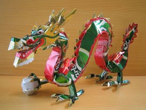 The Carlsberg Dragon