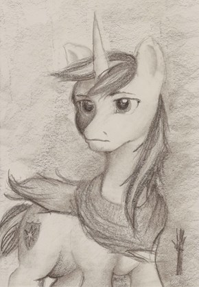 Shining Armor: Broken heart and uncertain future