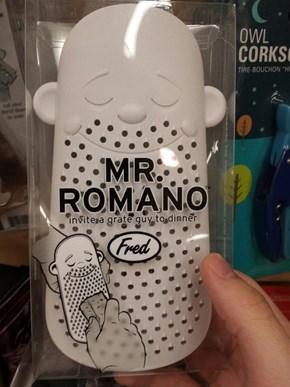 Domo Arigato, Mr. Romano